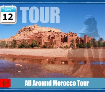 All Around Morocco Tour